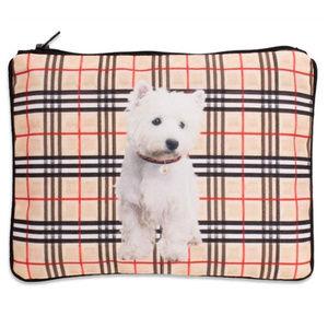 Handbags - Preppy Pup Cosmetic Pouch